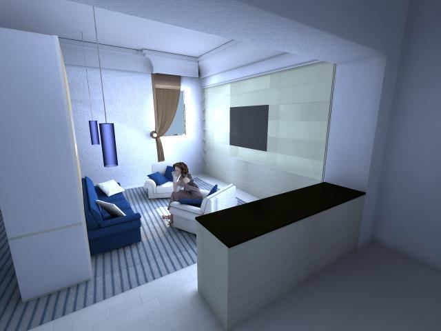 Appartamento a Posillipo