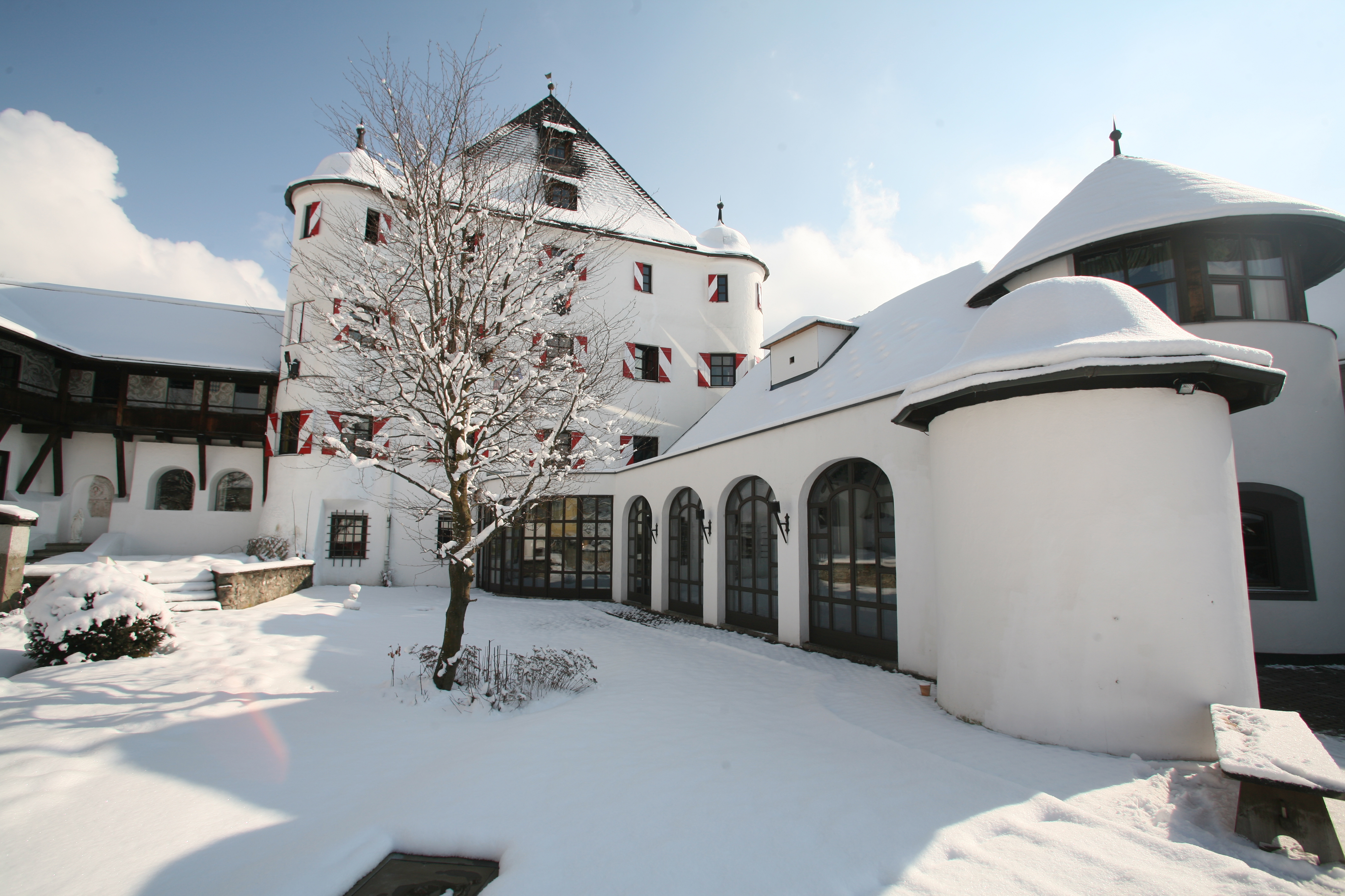 Schlosshotel Rosenegg – Camere