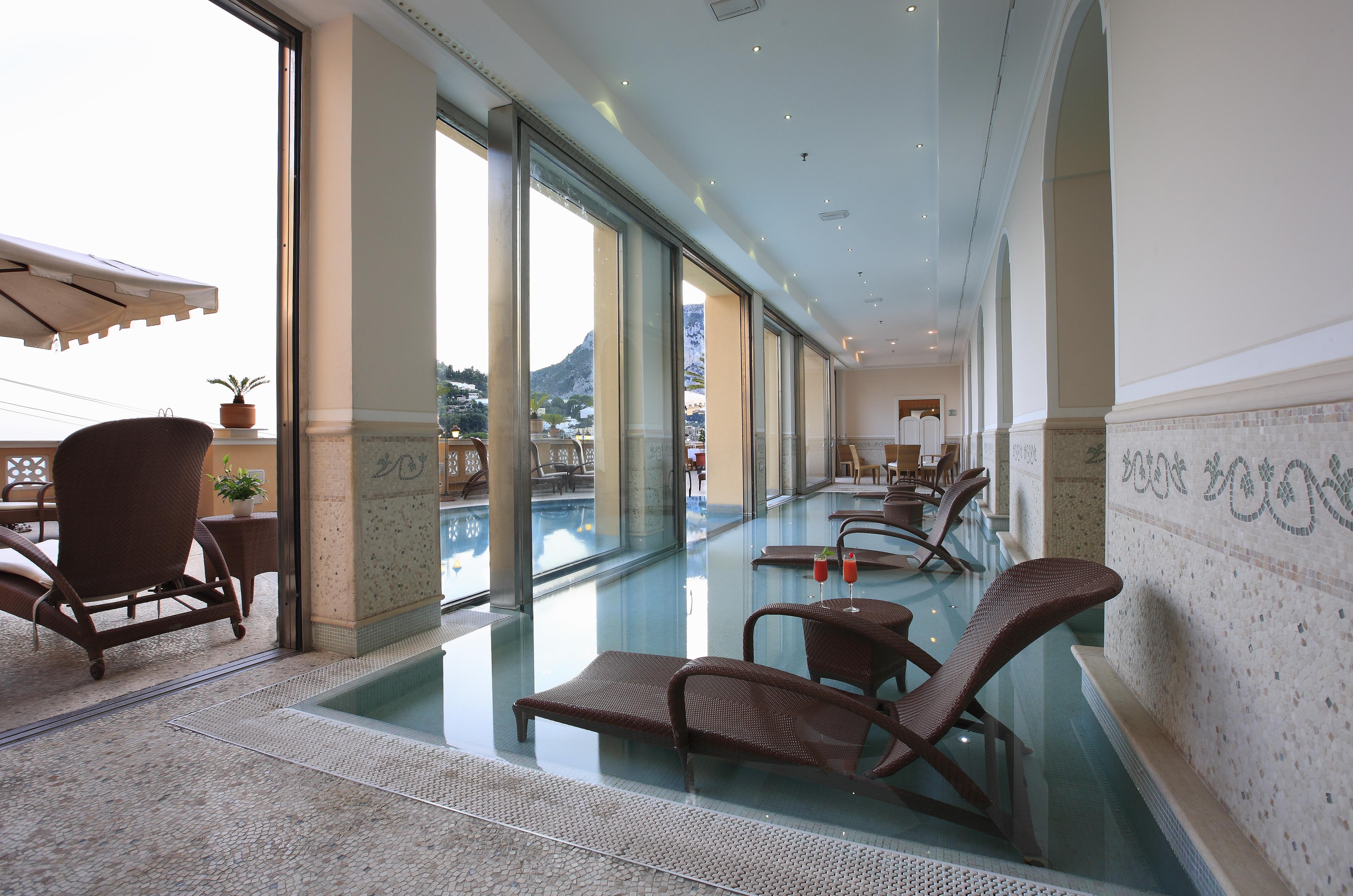 Grand Hotel Tiberio Palace