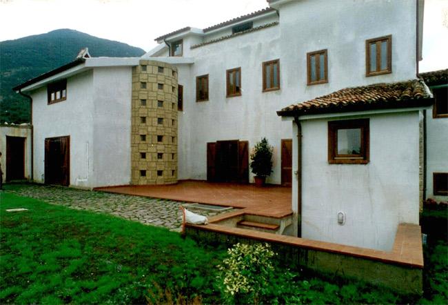 Villa a Melizzano