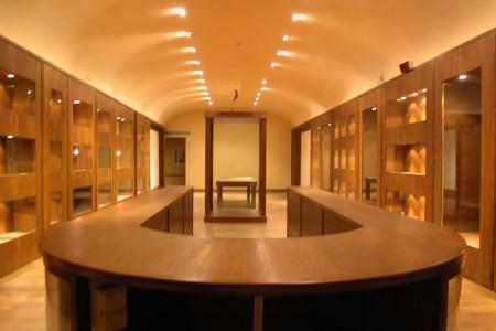 Teatro Trianon foyer e museo
